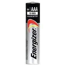 Alkalické baterie Energizer Max 1,5 V, typ AAA,4ks